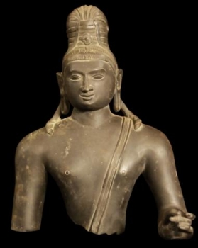 Bust of Shiva